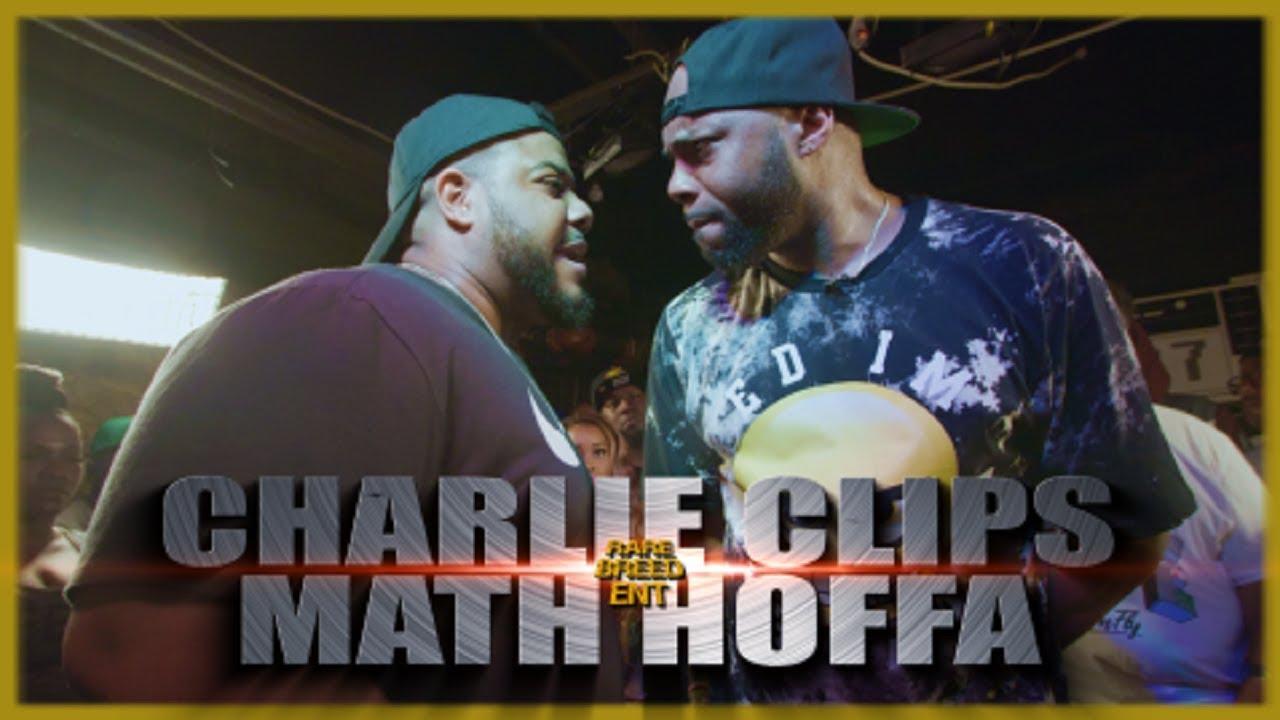 Download CHARLIE CLIPS VS MATH HOFFA RAP BATTLE - RBE