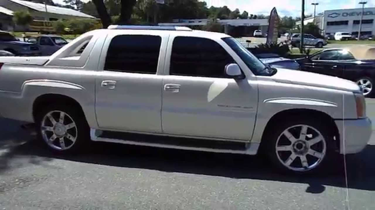 2002 cadillac escalade ext youtube. Black Bedroom Furniture Sets. Home Design Ideas