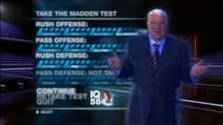 Madden NFL 09 - New Announce Team