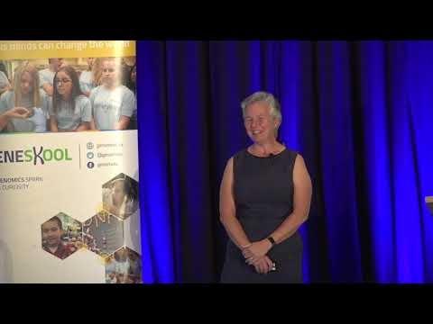 2017 Don Rix Distinguished Keynote - Sharon Terry: If You Are Not at the Table, You Are On The Menu
