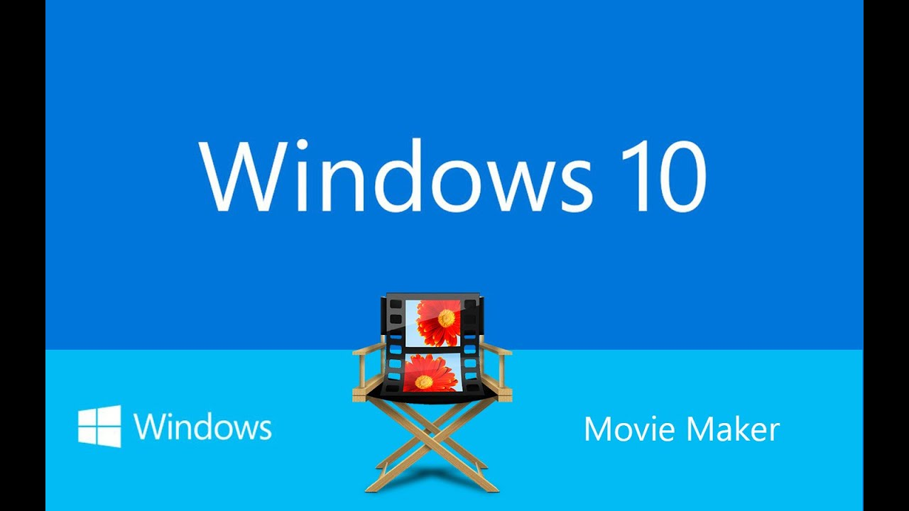 Descargar Movie Maker para Windows 10 - YouTube