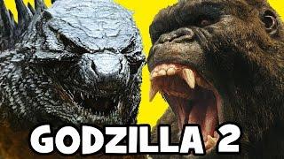 GODZILLA 2 Teaser & Kong Skull Island POST CREDITS Breakdown
