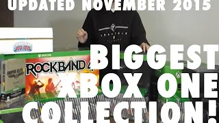 This WAS The Biggest Xbox One Collection! - Updated November 2015