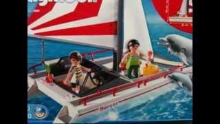 PLAYMOBIL bateau boat