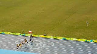 Rio2016: Болт стал семикратным чемпионом Олимпийских игр(Ямайский спринтер Усэйн Болт завоевал золотую медаль Игр в Рио-де-Жанейро в беге на 100 метров. Он стал семикр..., 2016-08-15T05:57:42.000Z)