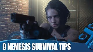 Resident Evil 3 PS4 Gameplay - How To Survive Nemesis! 9 Essential Tips