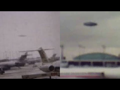 The Chicago O'Hare Airport Incident with Saucer-shaped UFO Craft in 2006 - FindingUFO
