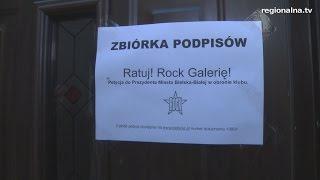 W sprawie likwidacji pewnego klubu muzycznego... (Bielsko-Biała, Rock Galeria)