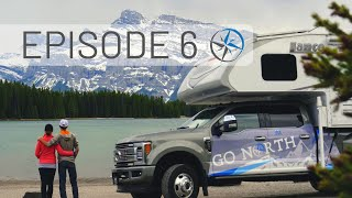 Banff National Park, Jasper and the Icefields Parkway in Spring - Rving to Alaska | Go North Ep. 6