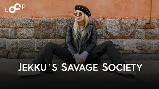 JEKKU´S SAVAGE SOCIETY - ELISA LEPISTÖ