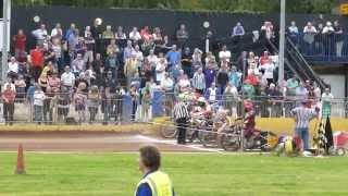 2014 National League Riders Championship - 28.09.14 - Heat 20