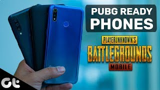 TOP 8 Best Phones For PUBG and Heavy Gaming from 5000 to 25000 | GT Gaming