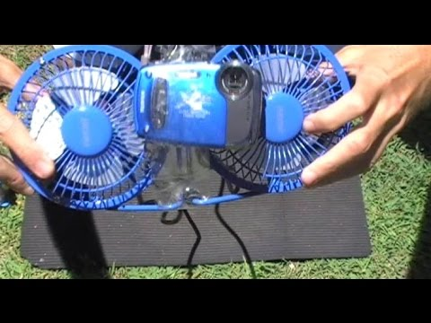 How To Make Fly Budget Drone Helicopter Camera DIY Aerial Shots