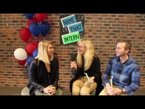 Name That Intern! Episode Two: Carla Marie