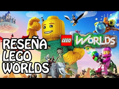 #AtomixTime'sUp – Reseña Lego Worlds