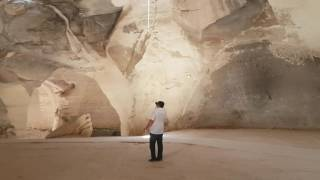 Maresha Beit Guvrin national park - the bell caves