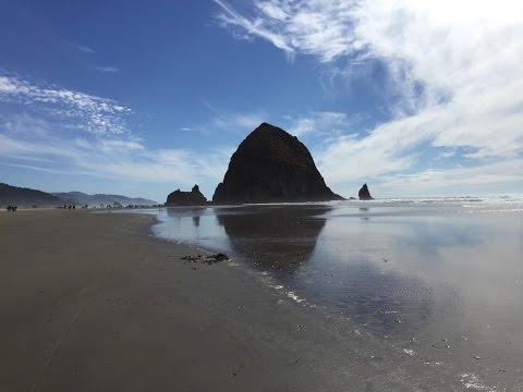 Family Vacation - Cannon Beach, Oregon, US