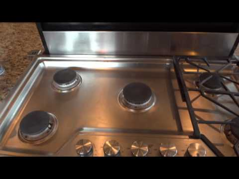 Cooktop Igniter Troubleshooting 2