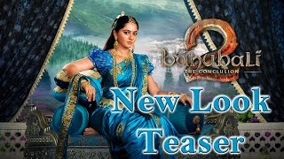 Baahubali 2 devasena first look teaser | anushka new look in bahubali 2 | yoyo cine talkies