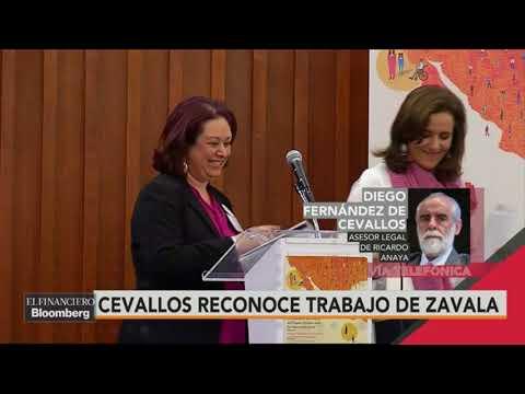 ¿A dónde se van los votos de Margarita Zavala?