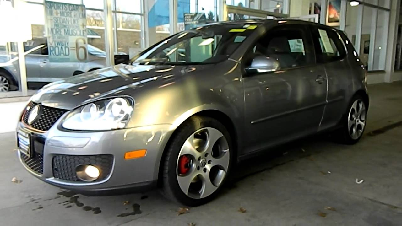 united gray  vw gti  eastside volkswagen  cleveland ohio youtube