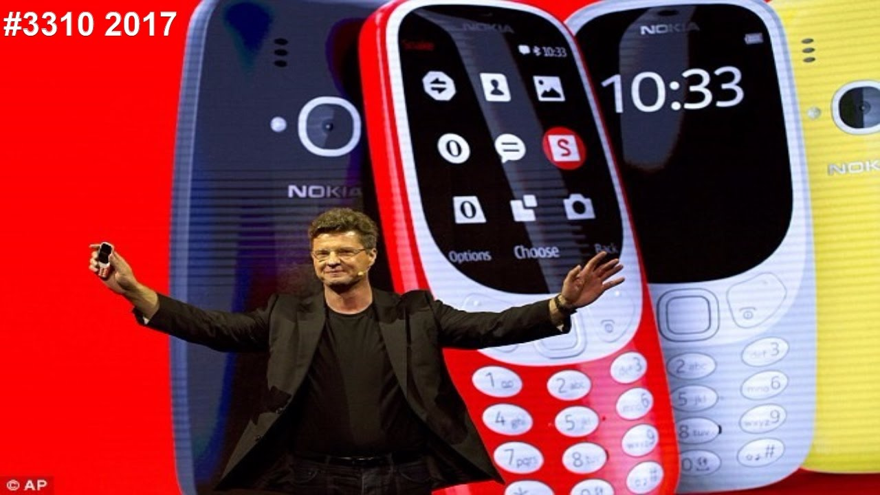 New Nokia 3310 is released today Where can I buy it and