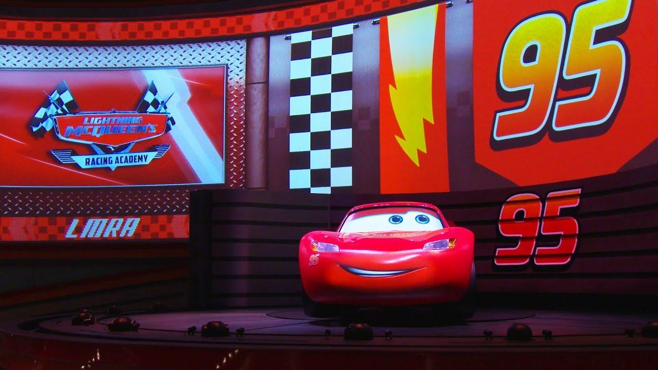 Lightning Mcqueen S Racing Academy Full Show Youtube
