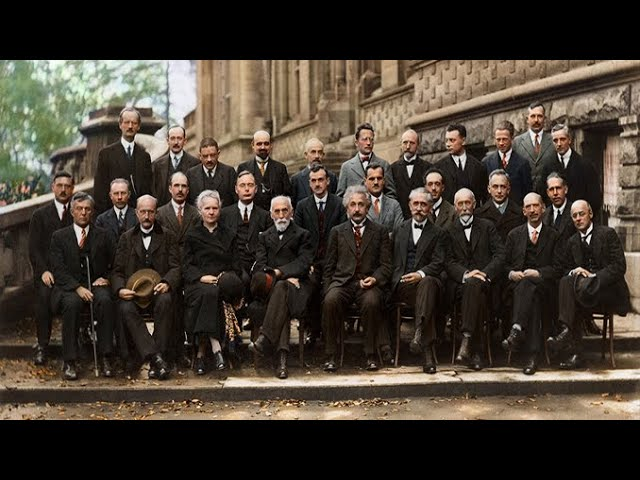 The Solvay Conference 1927 - Our inspiration