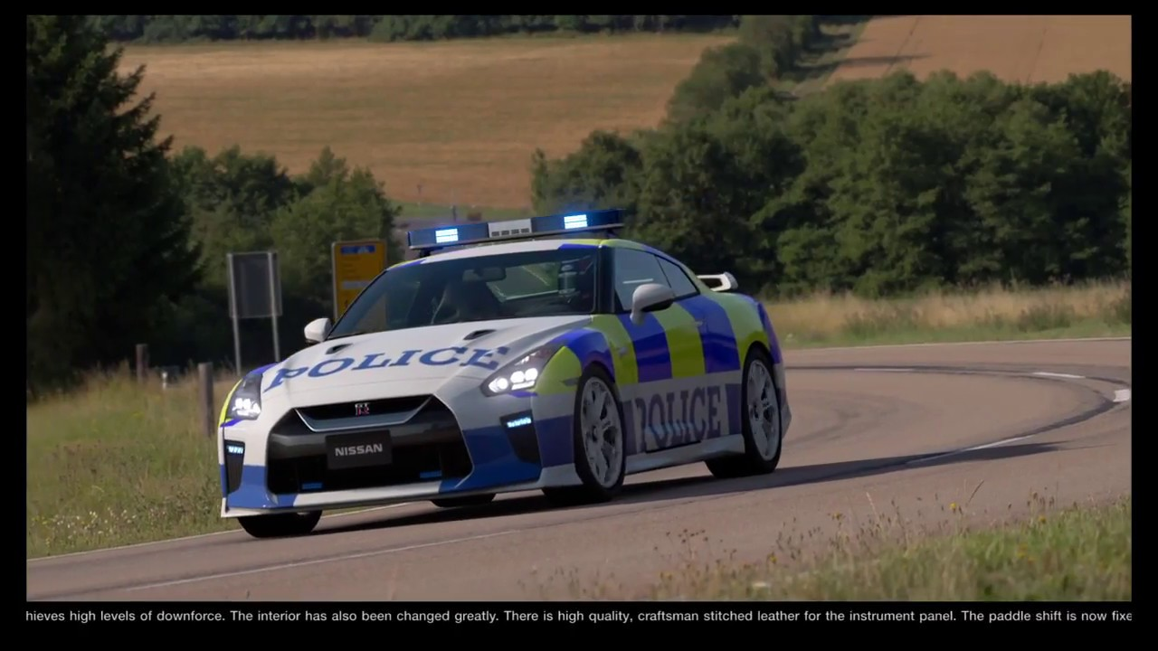 gran turismo sport uk police car using livery editor and custom decals youtube. Black Bedroom Furniture Sets. Home Design Ideas