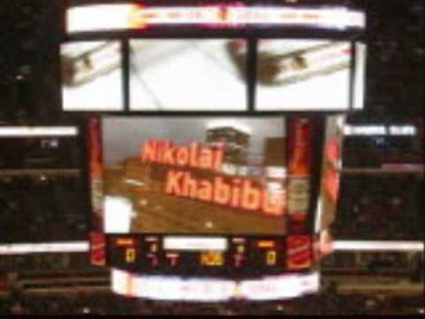 Chicago Blackhawks vs. Boston Bruins - Magnuson & Pilote Retirement Ceremony 11/12/08 (Part 2)