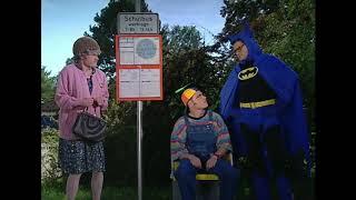 Batman vs. Bad Kid!