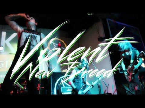 Violent New Breed - FULL SET - Live at The Rockshop