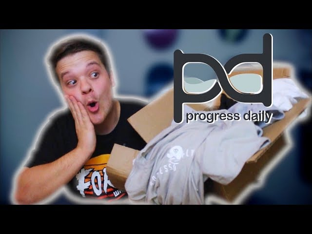 Progress Daily Spring Unboxing!