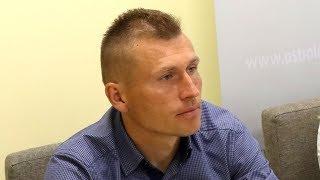 Przemysław Dąbrowski o XXIV Półmaratonie Kurpiowskim