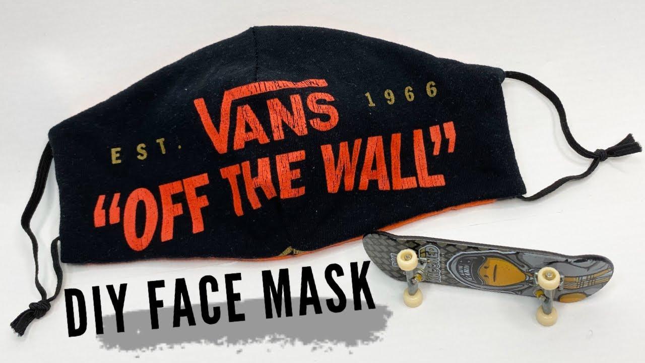 vans mask