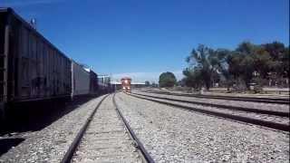 * Ferromex Locomotoras Solas * AC4400CW´s 4524 & 4516 y ES44AC - 4685 * Las Juntas, Jalisco *