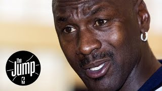 The time Michael Jordan out trash-talked Stephen Jackson | The Jump | ESPN