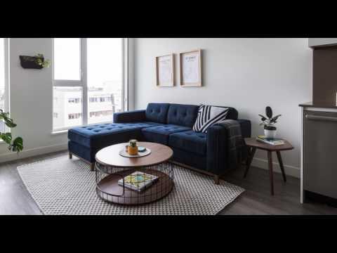 Jane Bi-Sectional Sofa Demo by Gus* Modern