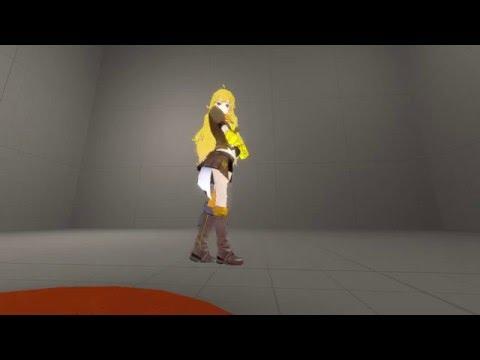 AOYANG - Miniskirt (RWBY Fanimation)