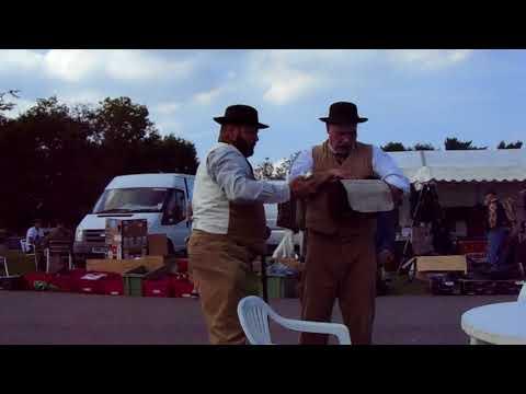 Detling Military Odyssey 2017 snake oil salesmen selling Anti farting powder