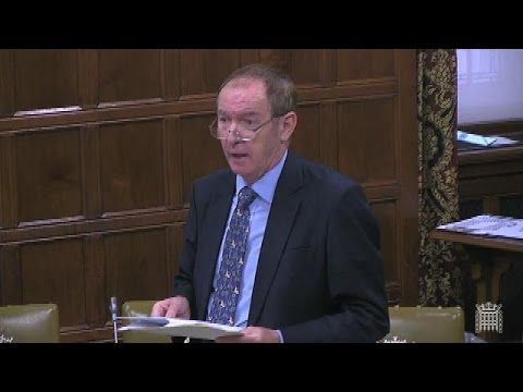 Kevin Barron MP on e-cigarettes, Westminster Hall 17/12/15