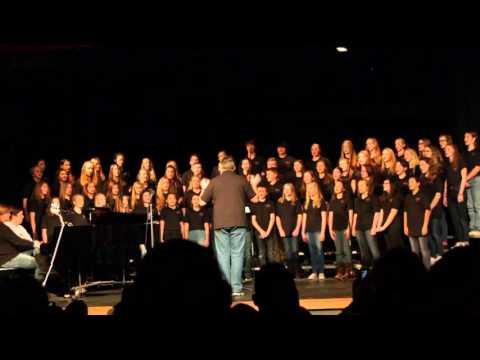 Sandpoint Middle School select choir