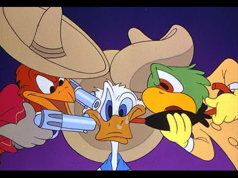 The Three Caballeros Full Lenght