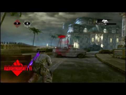 AlexGaymerPlay Y HGN Insaniis Partida Igualada Gears Of War 3