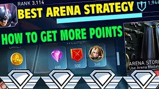 Injustice 2 Mobile 1.6. ARENA TIPS. How to Get Most Arena Points. Secret Arena Strategy. Arena Guide