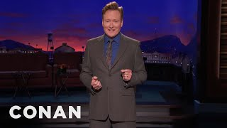 Conan: Trump Pulled Out Of Iran Deal & Paid $130,000  - CONAN on TBS