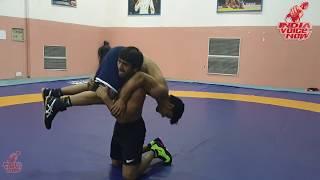 Bajrang Punia Super Wrestling Practice || World's No1 Wrestler
