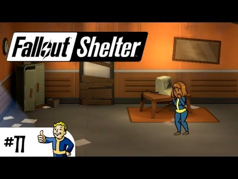 Fallout Shelter - EP11 - First Quest To The Wasteland!