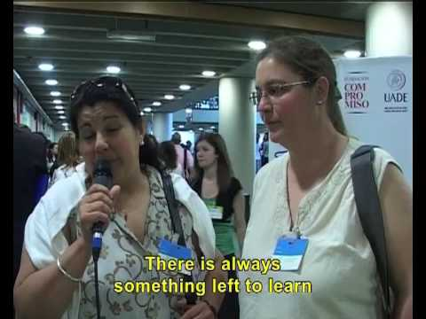 Teachers and Principals talk about public education in Argentina