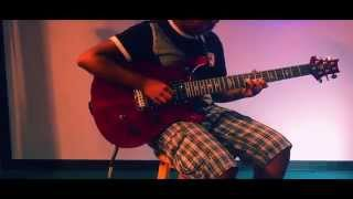 Netru Illatha Matram - Live Guitar Cover by Shanjay ft. Kumaran